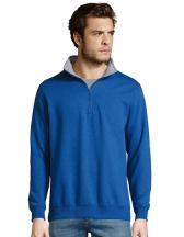Men Sweat Shirt Scott 1/4 Zip